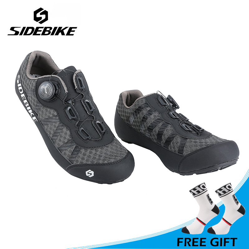 Sidebike Unisex Outdoor Leisure Riding Shoes Mountain Bike Road Cycling Shoes Antiskid Breathable Sneakers Sapatos 36-46Sidebike Unisex Outdoor Leisure Riding Shoes Mountain Bike Road Cycling Shoes Antiskid Breathable Sneakers Sapatos 36-46