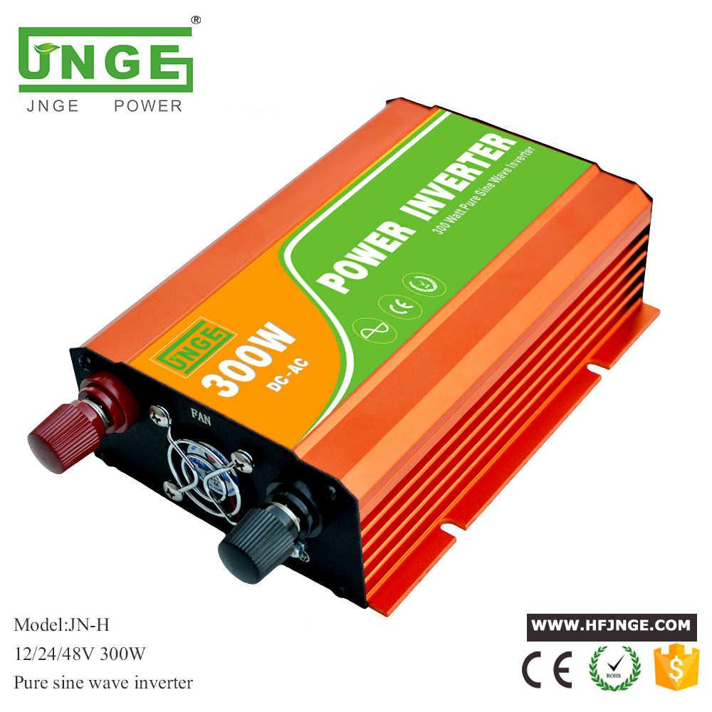 Пик 600 Вт 300 Вт Инвертор постоянного тока в переменную чистая Синусоидальная волна инвертор солнечный/автомобильный преобразователь/5 В USB/12 в 24 В до 110 В 220 В адаптер от сети