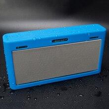 New Silicone Chống Thấm Mềm Bảo Vệ TPU Bìa Travel Thực Trường Hợp cho Bose Mini Soundlink III 3 Bluetooth Loa Không Dây