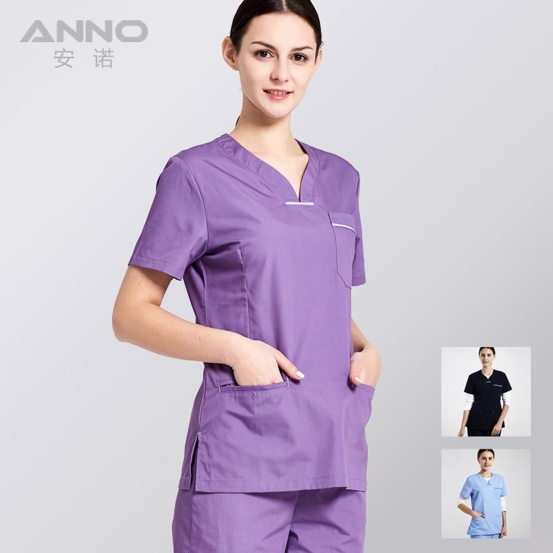 ANNO Veshje Mjekësore për Gratë në Stomatologji Punë Veshje - Produkte të reja