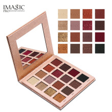 IMAGIC 16 Color Palette Diamond Matte Eyeshadow Long-Lasting Waterproof Shimmer Glitter Make Up Set Beauty