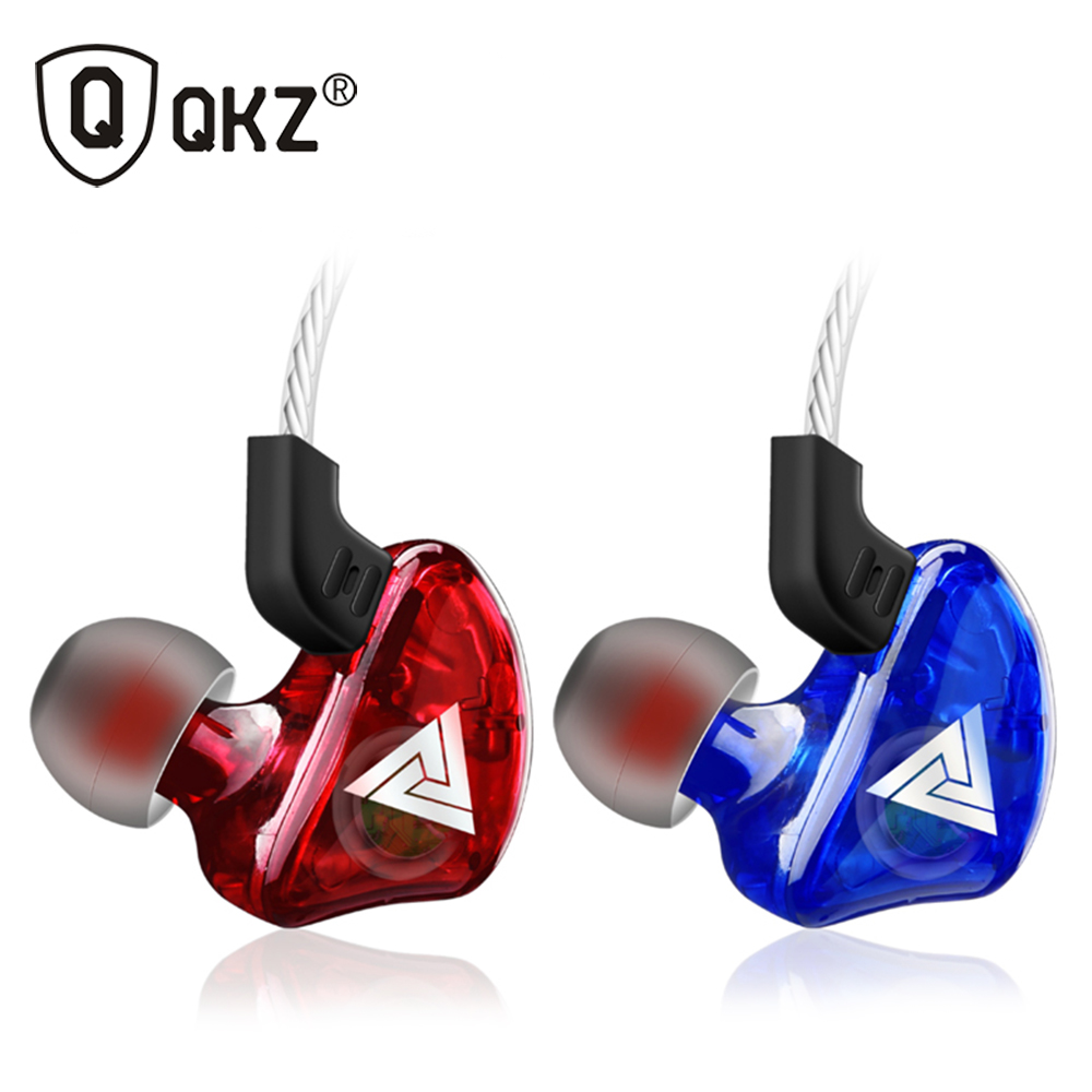 QKZ CK5 Earphone With HD Mic fone de ouvido Sport Earbuds Stereo For Apple Xiaomi Samsung Music Cell Phone Running Headset dj mini bluetooth earphone stereo earphone handsfree headset for iphone samsung xiaomi pc fone de ouvido s530 wireless headphone