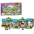 Bela 10169 Friends Heartlake Vet building Blocks Bricks Toys Girl Game Toys for children Gift Compatible with Decool Lepin 3188