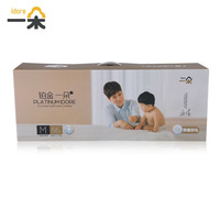 Baby Diapers Idore Disposable Nappies Size M L XL Quick Absorb Platinum Ultra Thin Breathable Leakproof