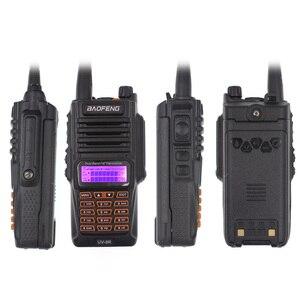 Image 2 - Baofeng UV 9R рация 2200 мАч IP67 Водонепроницаемый 136 174/400 520 МГц двухдиапазонный двойной режим ожидания двухстороннее радио UV9R