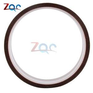 Image 4 - 20mm 2cm X 30M Hittebestendig Tape Roll Gold 100ft Hittebestendige Lijm Polyimide Isolatie Thermische tape Voor BGA