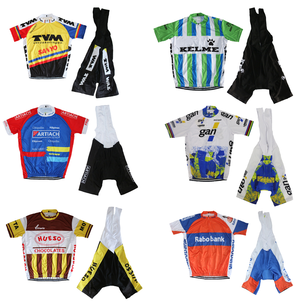 New cycling jersey bike wear jersey set ropa Ciclismo cycling clothing Summer Breathable bib shorts gel pad MTB bicycle kit 12d pad cycling jersey set bike clothing summer breathable bicycle jerseys clothes maillot ropa ciclismo cycling set