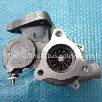 Auto de turbina eléctrica TD04 Kit de Turbo 49177-01510, 49177-01511 para Mitsubishi Pajero Delica L200 L300 4WD Shogun 4D56 4D56T 2.5L