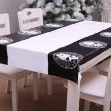 Halloween Decoration Waterproof Tablecloth Party Supplies PVC 2019 Decor for Home