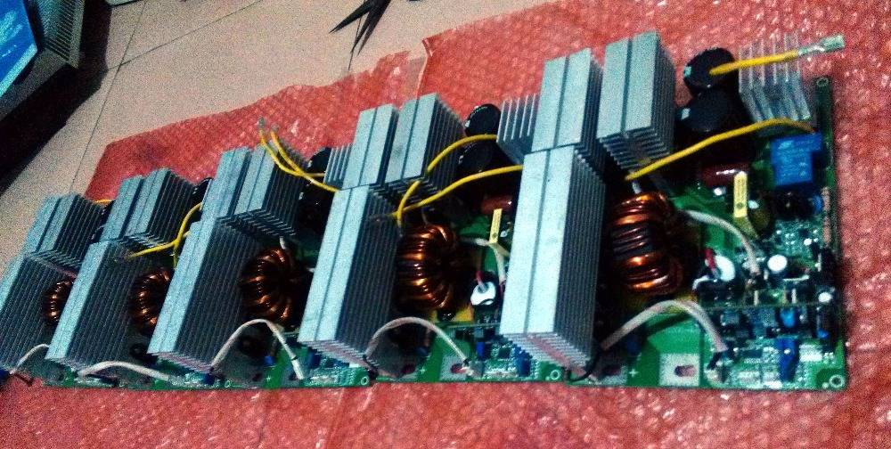 Deska plošných spojů ZX7 120 IGBT PCB Jednotná deska pro - Svářecí technika - Fotografie 4