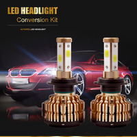 Super Bright Auto Car Light H7 Led H8 H11 H4 H1 9005 LED Headlights 6000K Xenon