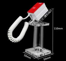 10pcs High quality Mobile cell Phone Display Stand Mount Holder fashion phone model jewelry display rack for phone store цена и фото