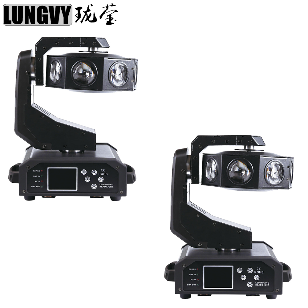 Free Shipping 2pcs/lot 2018 CREE RGBW 4in1 UFO Moving Head Light 8*40W Cree LED Beam Effect For Disco DJ Stage Bar ClubFree Shipping 2pcs/lot 2018 CREE RGBW 4in1 UFO Moving Head Light 8*40W Cree LED Beam Effect For Disco DJ Stage Bar Club