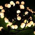 10 M 72 LEDs 110 V 220 V multicolor LEVOU luzes da corda à prova d' água IP65 ao ar livre Luzes De Natal festa de casamento férias decoração