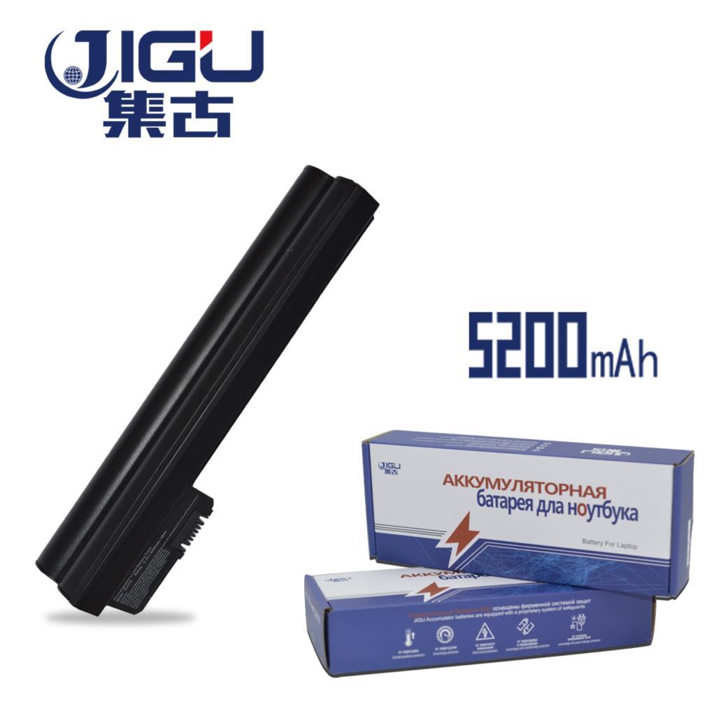 Hearty Jigu Laptop Battery 537626-001 537627-001 Hstnn-170c 530972-761 530973-741 530973-751 For Hp Mini 110 Xp Edition 110-1006tu Laptop Batteries