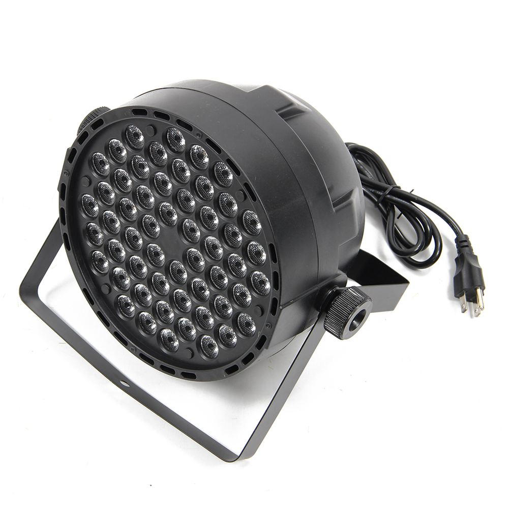 DMX512 54X3W RGBW LED Stage Light