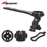 Ullicyc carbón fibra de Garmin/Bryton/Cateye/Igpsport bicicleta soporte + GoPro Cámara soporte + soporte de la lámpara