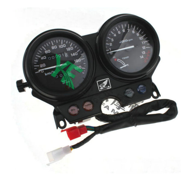motorcycle speedometer tachometer tacometro motorcycle gear indicator for honda CB-1 400 250 Meter assembly instrument assembly