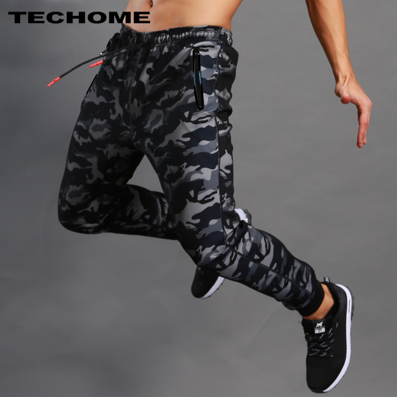 Fitness Joggers Sweat pants Pleated Simple Men Pants Feet Trousers Men Cotton Deporte Pants Cozy Casual Pants