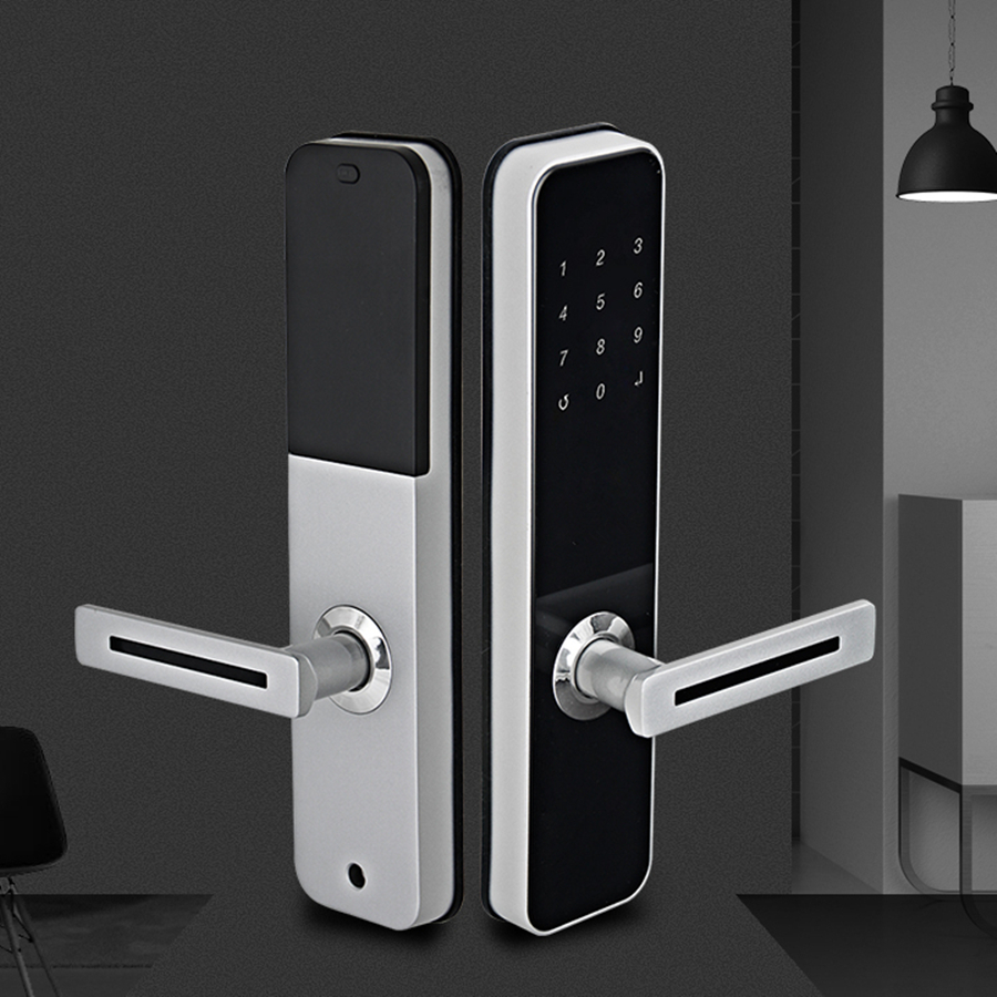 Smart Home Lock Wifi Bluetooth Door Lock Electronic