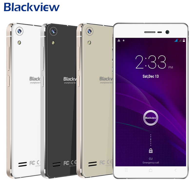 Blackview Omega Pro Smartphone 5.0 inch HD IPS MTK6753 Octa Core Android 5.1 4G LTE mobile Cell Phone 3G RAM 16G ROM 13MP