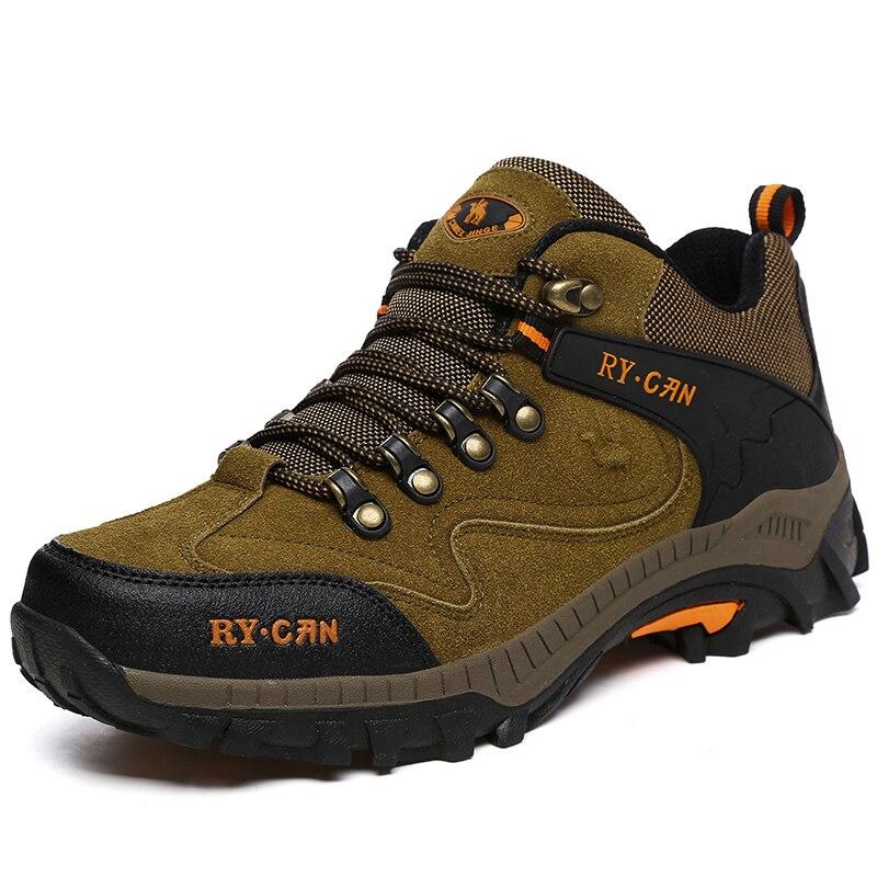 Ifrich New Arrival Different Colors font b Hiking b font font b Boots b font Men