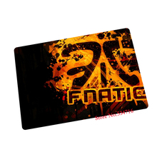 fnatic mouse pad Popular gaming mouse pad laptop large mousepad gear no