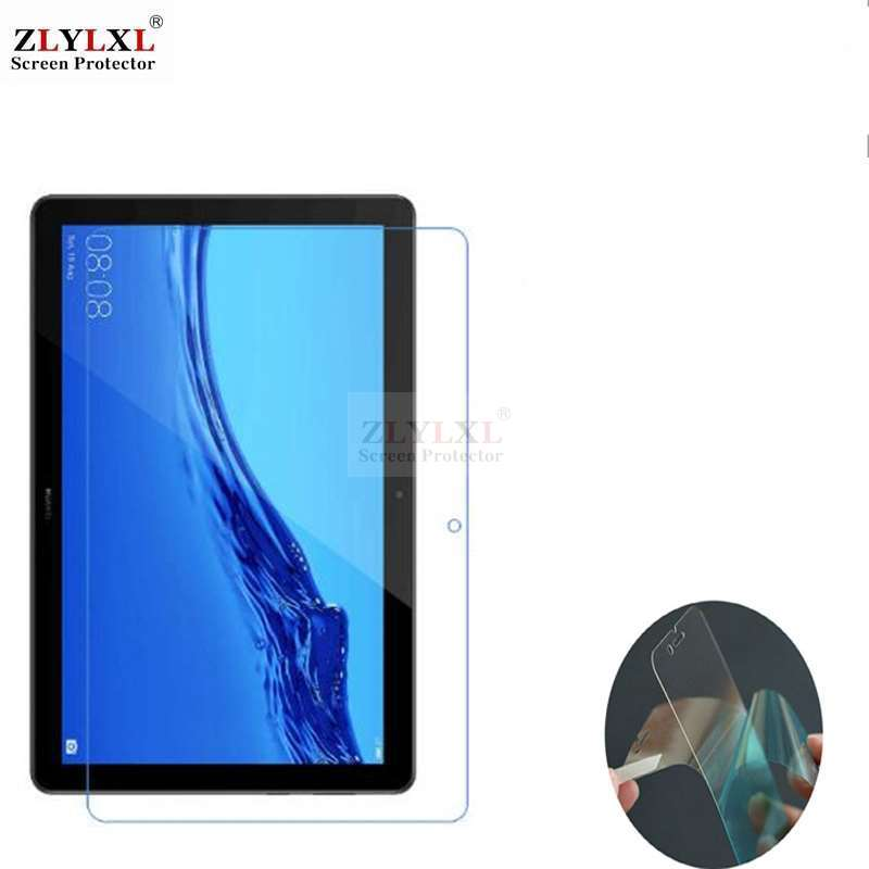 2 Pcs Alot Soft Film For Huawei MediaPad T5 10.1 Pad Tablet PC Screen Protector