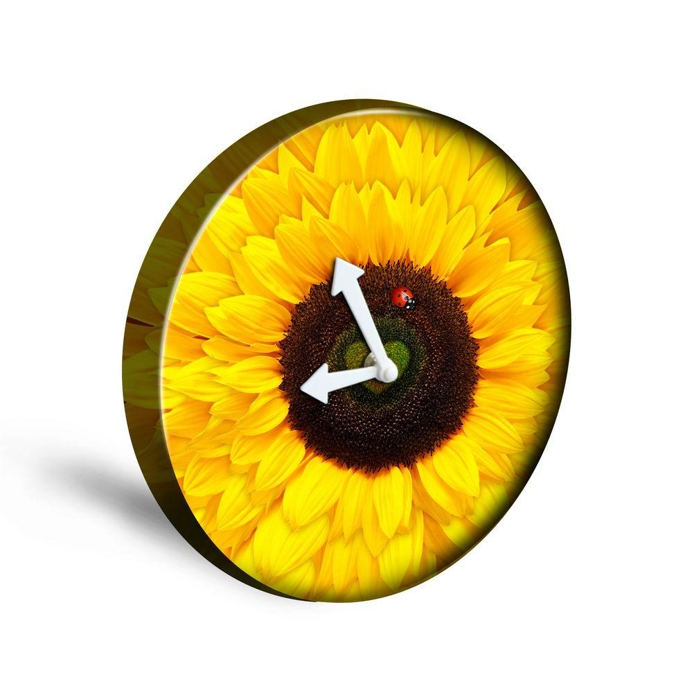 Achetez en gros de tournesol horloge murale en ligne à des ...