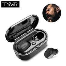 Bluetooth 5.0 Earphones Wireless TWS Earbuds True Wireless Headphones Stereo Mini Earphones Sweatproof Sport Hifi Music Headset wireless business affairs bluetooth earphones pleasant 180 degree rotating stereo music headset noise cancellation earbuds eh