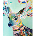 5D diamond painting animal pictures wall painting for room full drill diy resin diamond embroidery cross stitch kits deer SK391