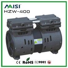 (HZW-400) 220 V/50 HZ AC 115L/MIN 300 Watt ölfreien vakuumpumpe