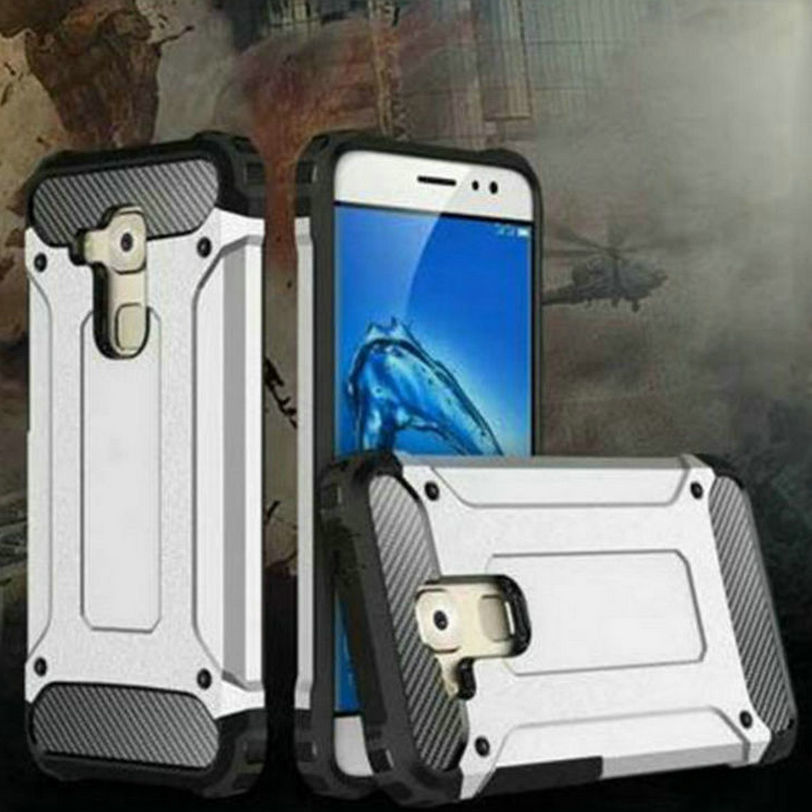 For Huawei Head 5 Phone Case Nova Plus / G9 Plus Silicone Cover Case Shockproof Hard Tough Rubber Hybrid Armor