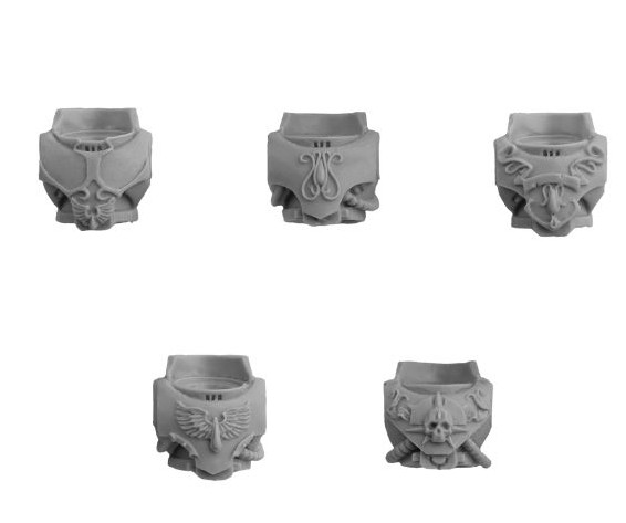 US $9 9  NEW forge world Space Marine BLOOD ANGELS LEGION TORSOS UPGRADE  SET FREE SHIPPING(Angelina baby )-in Power Tool Accessories from Tools on