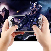 2pcs /Set Zero Any Touch Screen Joystick Smartphone mobile phone Joysticks mobile Mini Joysticks For Phone tablet Arcade Games
