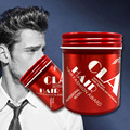 High Quality Hair Wax Clay Dye Styling for Men Matte Cream Mud Natural Modern Hairstyles Pomade