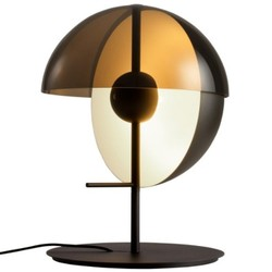 Północna europa po nowoczesne kreatywny światło luksusowe szklane lampy sypialnia lampki nocne salon Villa Hotel lampy biurko LU8201002