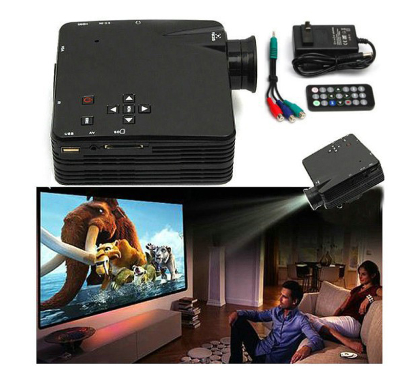 Image result for LED Projector Home Cinema Theater