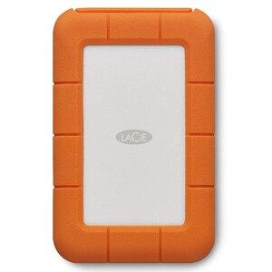 """Image 4 - Seagate LaCie Rugged 2TB 4TB 5TB Thunderbolt & USB 3.1 Tipo C Portatile Hard Drive da 2.5 """"HDD esterno per il PC Del Computer Portatile"""