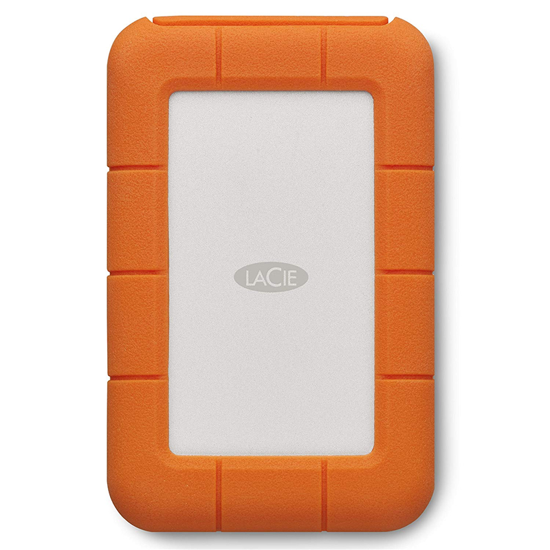 """Image 4 - Seagate LaCie Rugged  2TB 4TB 5TB Thunderbolt & USB 3.1 Type C Portable Hard Drive 2.5"""" External HDD for PC Laptop-in External Hard Drives from Computer & Office"""
