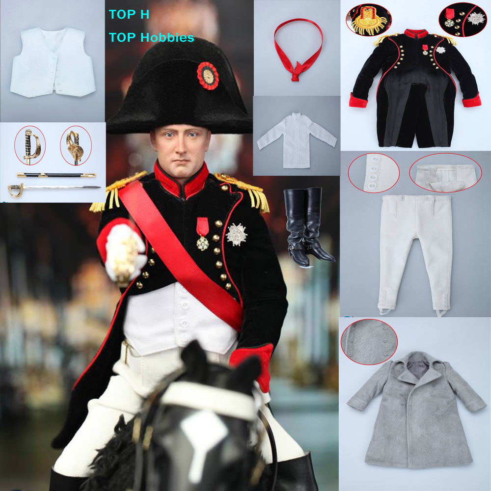DID 1/6 N80122 Emperor of the French: Napoleon Bonaparte_ Normal Ver Box _DD078Z Straight Eyes the security issues of cloud computing over normal