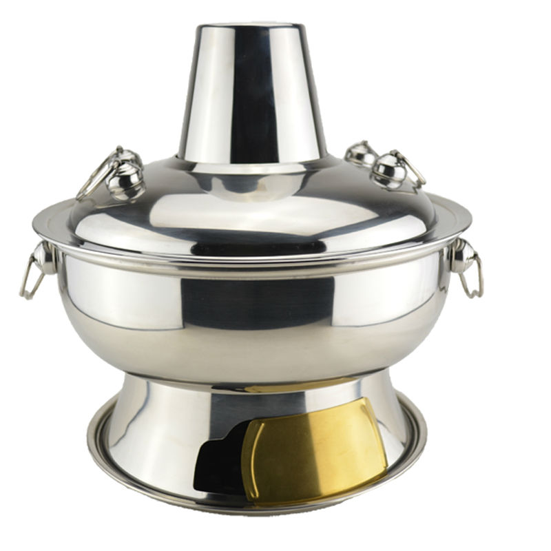 Hot Deal #f5942 Sanqia 2.8l Stainless Steel Hot Pot