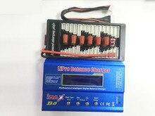 New iMAX B6 LCD Screen Digital RC Lipo NiMh Battery Balance Charger +B6AC Lipo Charging XT60 / T Plug Adaptor Board 2-6S