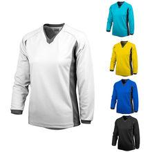 bf612c4e New Women Men's Soccer Football Referee Jersey Set Long Sleeve T-Shirt Tops (China