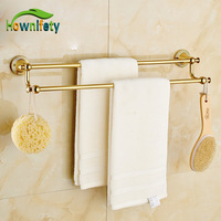 Contemporary White Bathroom Towel Shelf Basin Towel Bar