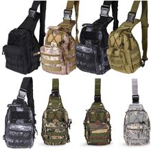 купить High Quality Outlife 600D Outdoor Bag Military Tactical Bags Backpack Shoulder Camping Hiking Bag Camouflage Hunting Backpack онлайн