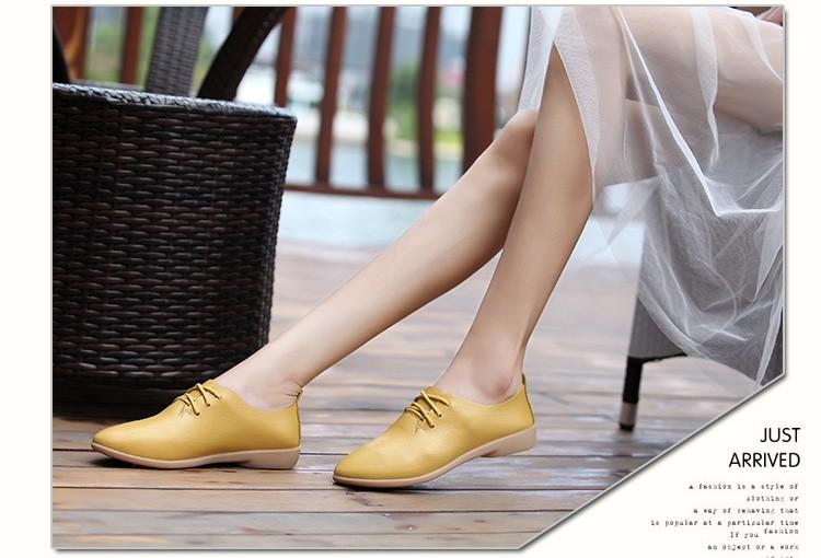 XY 929 (9) women flat shoes