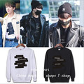 BTS album young forever anel blusa JUNGKOOK Jiuguo models female students, sweatshirt women kpop pink kyliejenner moletom