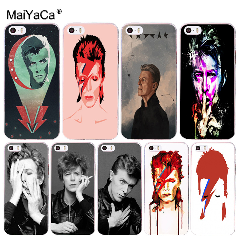coque iphone 8 bowie