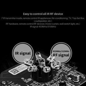 Image 3 - Broadlink rm プロ + wifi ir rf 4 グラムユニバーサルインテリジェントリモコン broadlink rm Mini3 google アシスタントで動作 alexa エコー